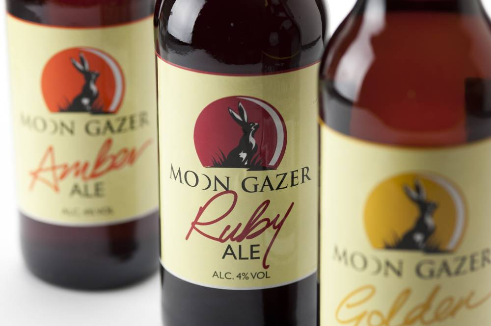 Moon Gazer Ale heads north…