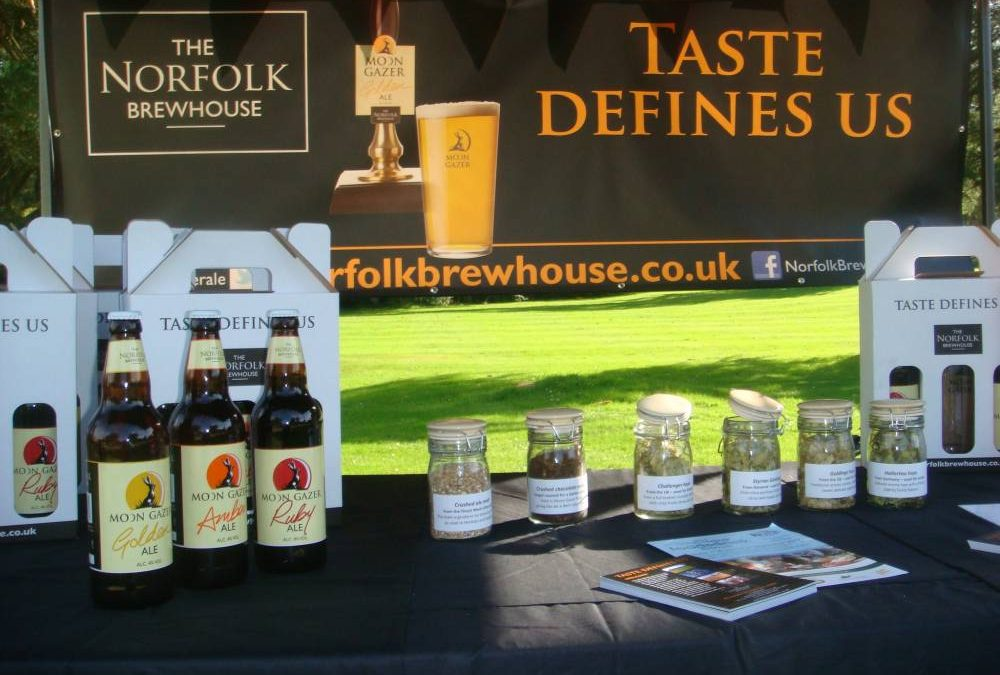Norfolk Brewhouse on show